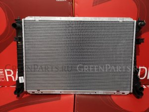 Радиатор двигателя на Hyundai Sonata NF