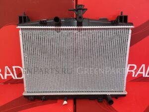 Радиатор двигателя на Mazda 2 DE