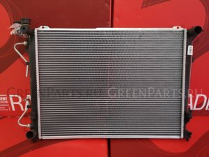 Радиатор двигателя на Hyundai Sonata G6DB