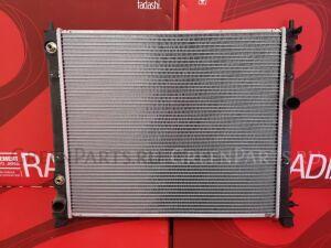 Радиатор двигателя на Cadillac CTS LF1