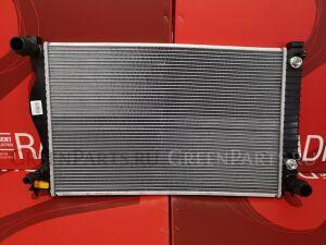 Радиатор двигателя на Audi A6 C6 CALA