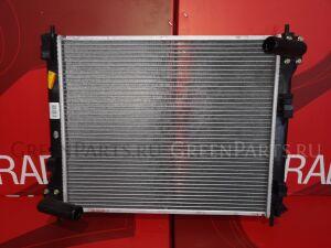 Радиатор двигателя на Nissan Juke F15 MR16DDT