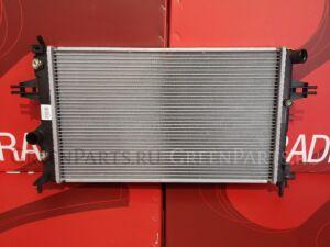 Радиатор двигателя на Opel Astra F