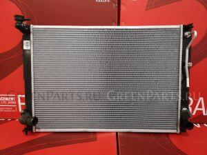 Радиатор двигателя на Lexus RX350 GGL15 2GR-FE