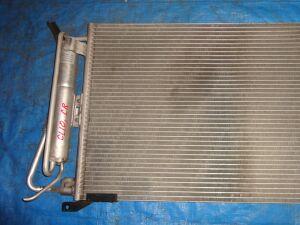 Радиатор кондиционера на Renault Clio CR