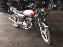 мотоцикл HONDA CB125T