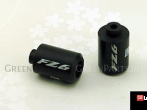 Слайдер на YAMAHA FZ6-S