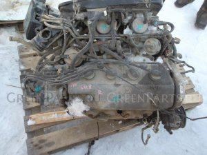 Двигатель на Honda Civic Ferio EG8 D15B