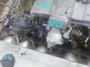 Дроссельная заслонка на Nissan Skyline HR33 RB20E
