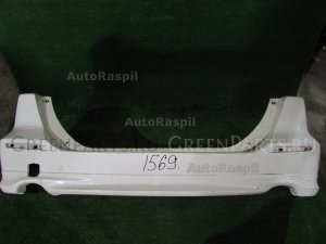 Бампер на Honda Odyssey RB4 K24A