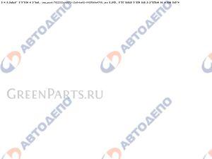 Радиатор охлаждения двигателя toyota,hino