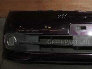 Бампер на Nissan Presage U31