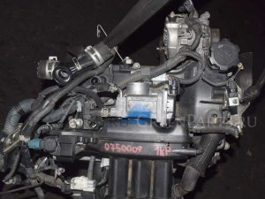 Двигатель на Toyota IQ KGJ10 1KR-FE CVT