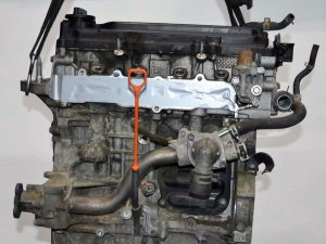 Двигатель на Honda Freed GB3 L15A iVTEC