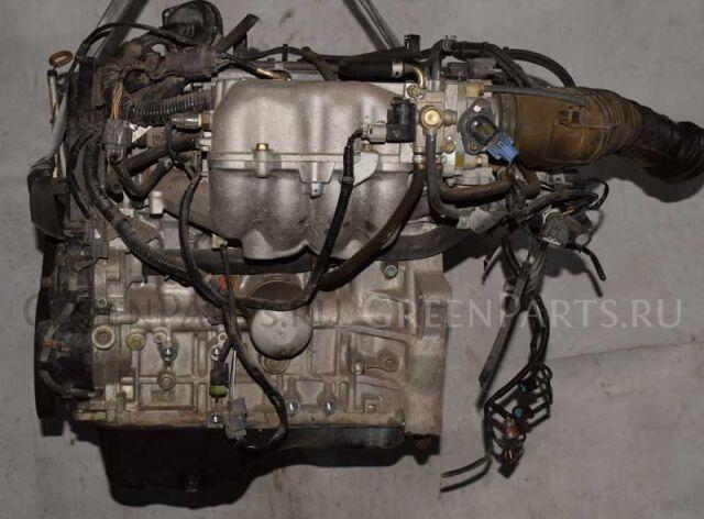 Двигатель на Honda Accord CF7 F23A AT