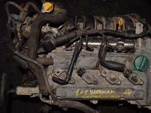 Двигатель на Toyota Ractis NCP100 1NZ-FE 42000km