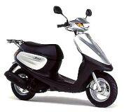 мотоцикл YAMAHA JOG Z  SA12J