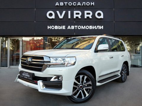 Toyota Land Cruiser 2020