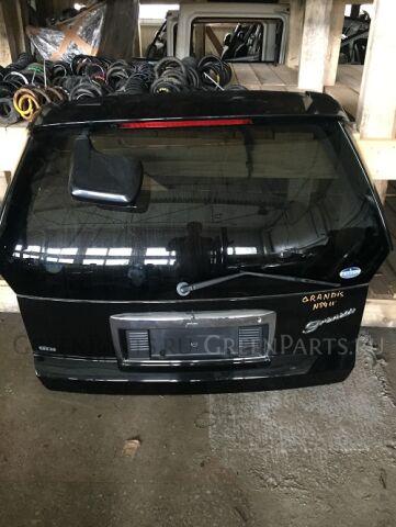 Дверь 5-я на Mitsubishi Chariot Grandis N84W 4G64