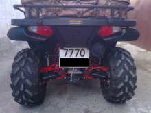 Квадроцикл POLARIS sportsmen-700/efi 2005