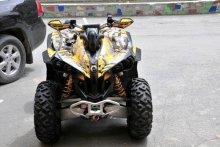 Квадроцикл BRP Can-Am Renegade 800 X 2009
