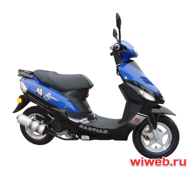 марки и фото китайских скутеров