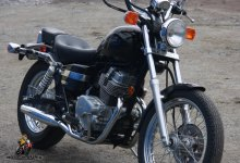 Дорожник HONDA CMX Rebel 250 2008