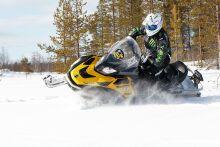 снегоход SKI-DOO TUNDRA LT 550