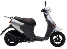 скутер SUZUKI LET'S 4 CA41A (4-тактный)
