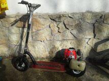 скутер KAZUMA GO PED