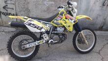 эндуро SUZUKI DR-Z 400