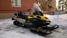 снегоход BRP SKI-DOO SKANDIC WT 600
