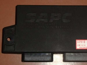 Коммутатор на SUZUKI RGV250 GAMMA