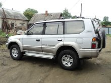 TOYOTA LAND CRUISER PRADO 1999 года