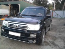 TOYOTA LAND CRUISER 100 2006 года (2006.10)