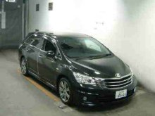 TOYOTA MARK X ZIO 2008 года