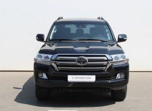 TOYOTA LAND CRUISER 200 2018