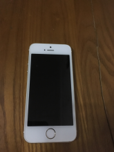 iPhone 5S Gold на 16 Gb (б/у)