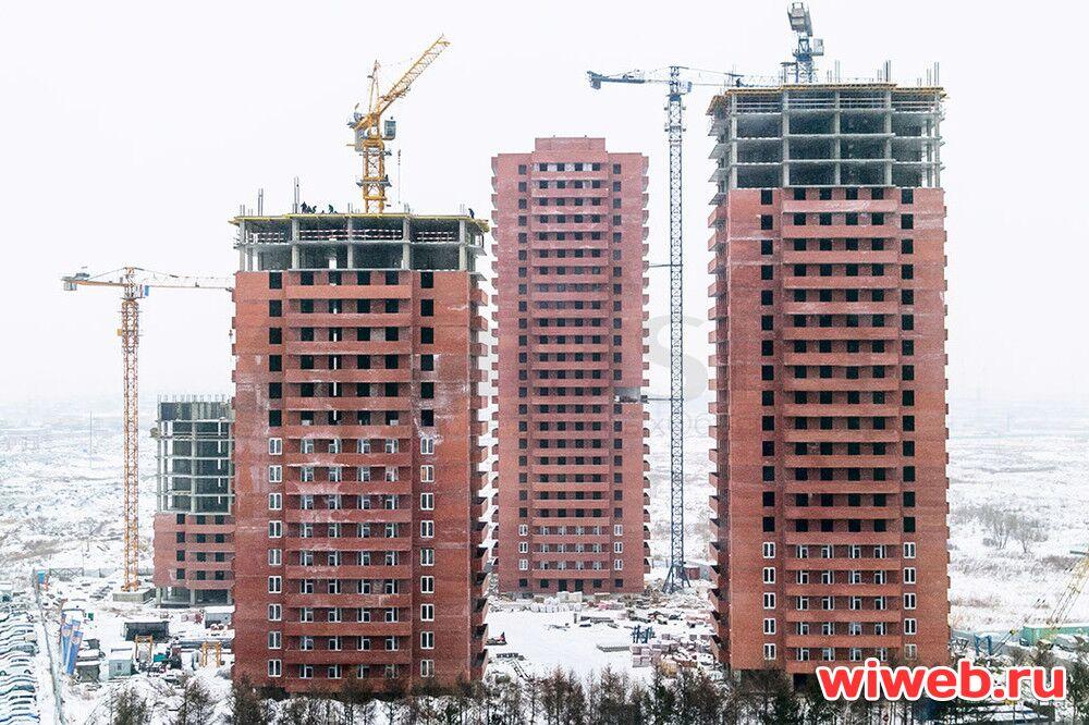 Жк квадро красноярск фото
