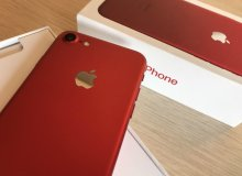 iPhone 7 RED в идеале