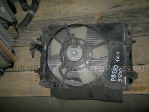 Радиатор основной на Toyota Passo KGC10