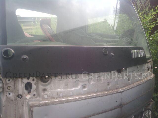 Накладка кабины на Mazda Titan