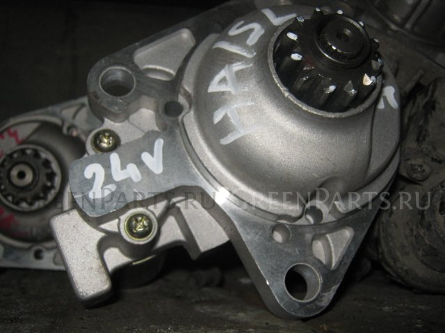 Стартер на Mazda Titan HA, XA, SL