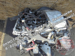 Двигатель на Bmw X6 M50D