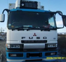 Рефрижератор MITSUBISHI FUSO SUPER GREAT