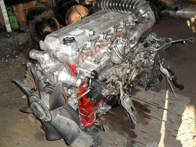 Двигатель на HINO EH700,F17C