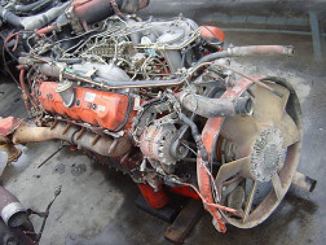 Двигатель на ISUZU 6HK1-T,6HL1 ,6HE1-T