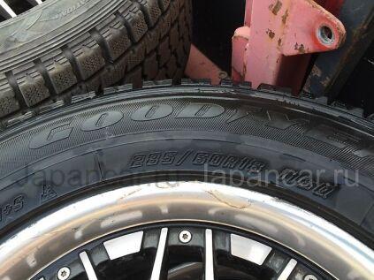 Зимние колеса Goodyear Wrangler 285/60 18 дюймов Lenso б/у во Владивостоке