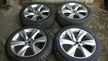 Зимние колеса Dunlop Grandtrek sj6 265/45 21 дюйм Nissan б/у в Челябинске