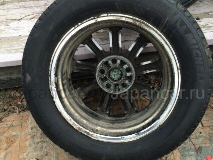 Летнии колеса Michelin 255/55 18 дюймов Japan б/у во Владивостоке